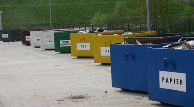 Gminny Punkt Selektywnej Zbiórki Odpadów Komunalnych