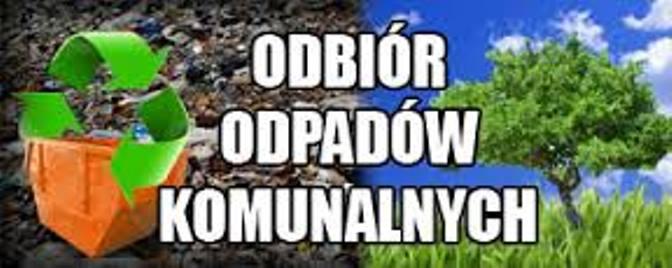 Nowa firma świadcząca usługi z zakresu odbioru  odpadów komunalnych z terenu Gminy Dukla